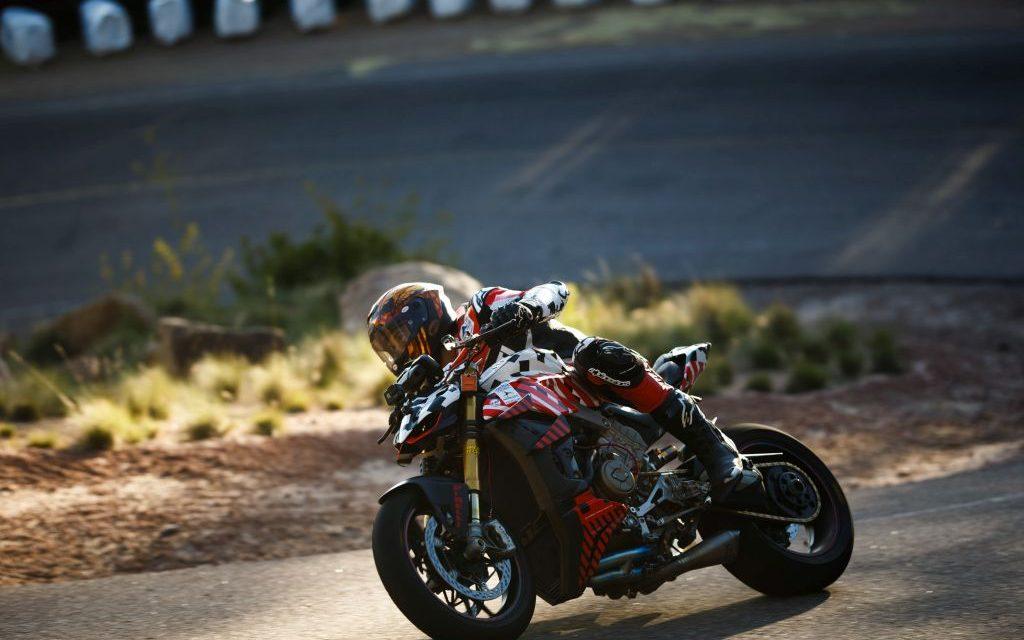 Fotos Ducati Streetfighter V4 2019