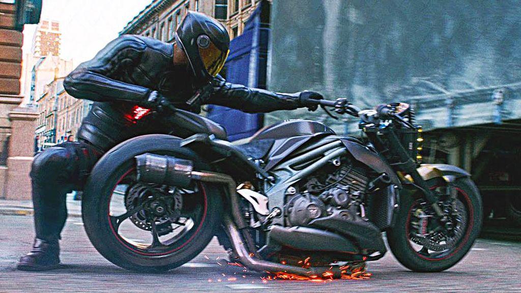 Fotos motos en Fast & Furious , Hobbs & Shaw