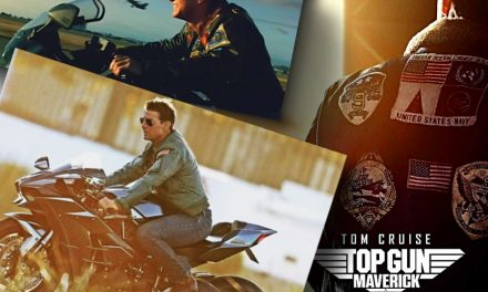 TOP GUN: MAVERICK: VUELVE TOM CRUISE CON LA KAWASAKI H2