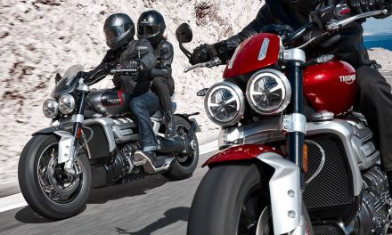 MOTOS 2020: LAS NUEVAS TRIUMPH ROCKET 3 2500 cc, ¿CUÁNTO CUESTAN Y CUANDO LLEGAN?