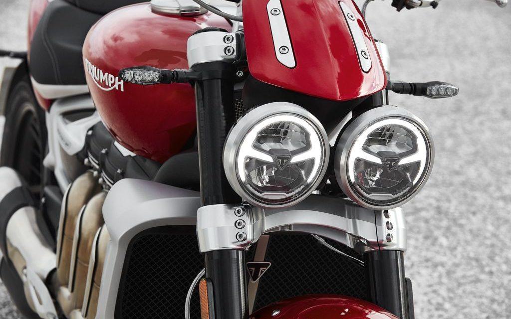 Fotos Triumph Rocket III 2500 2019