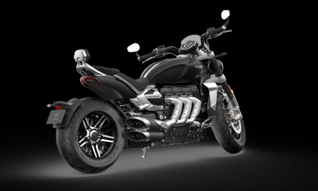 Fotos Triumph Rocket III 2500 2019