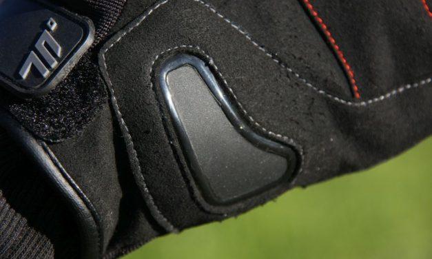 Fotos prueba guantes Seventy Degrees SD N14