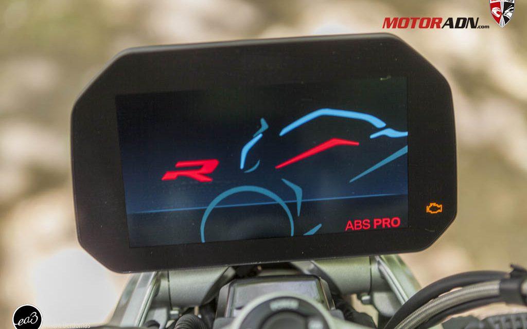 Fotos BMW R1250 R 2019 prueba MotorADN.com
