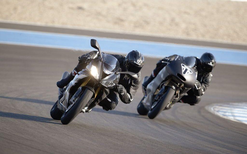 Fotos Triumph Daytona Moto2 765 Limited Edition 2020