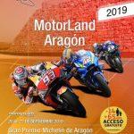 HORARIO MOTOGP ARAGÓN 2019. MOTORLAND