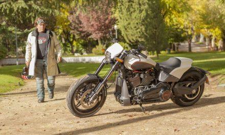 Ficha técnica Harley-Davidson Softail FXDR 114