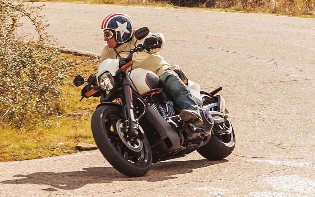 Fotos prueba Harley Davidson FXDR 114 MotorADN