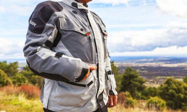 Prueba Chaqueta Hevik Titanium: invierno y trail