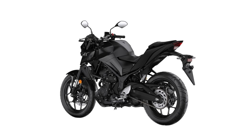 Fotos YAMAHA MT03 2020