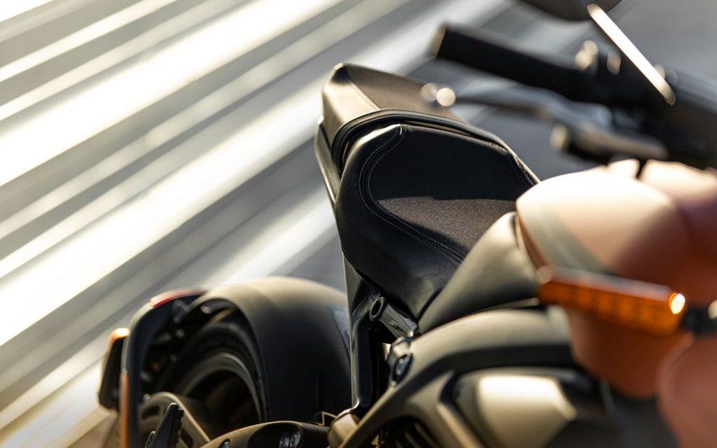 Fotos Harley Davidson Livewire presentación 2019