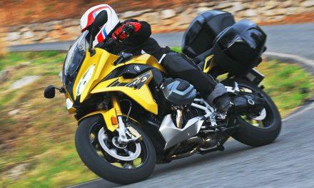 PRUEBA BMW R1250 RS 2020: ¿La moto total?