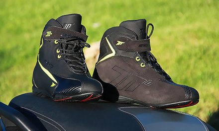 PRUEBA BOTAS SEVENTY DEGREES SD-BC6: ¿PARA SCOOTER O MOTO?