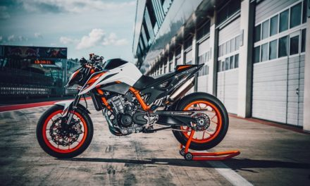 Fotos KTM 890 Duke R 2020