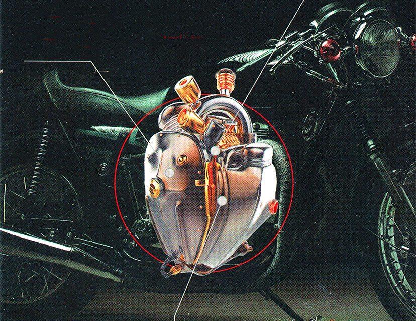 MEJORA TU MOTO: EL MOTOR (2).  El corazón