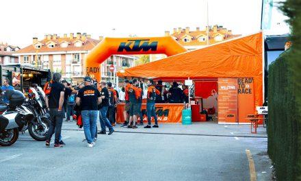 LA Reunión KTM Adventure,  suspendida