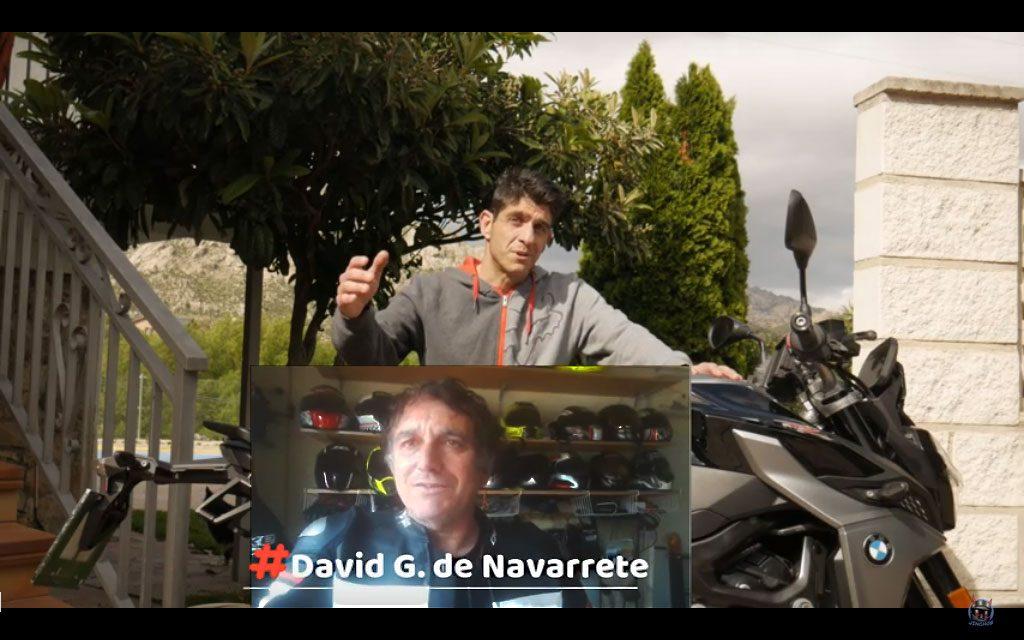 VIDEO: ENTRETENIMIENTO MOTERO EN LA PANDEMIA
