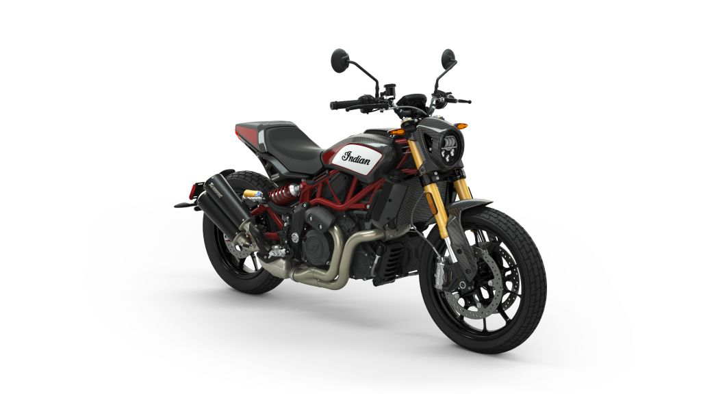 FOTOS INDIAN FTR 1200 CARBON 2020