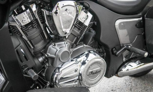 Fotos Indian Challenger 2020 prueba MotorADN.com