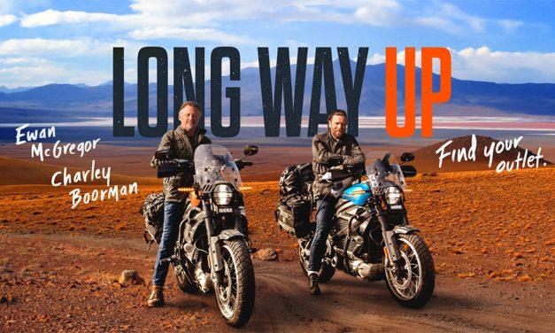 VIDEO: EWAN McGREGOR, 21.000 KMS CON LA HARLEY LIVEWIRE ELÉCTRICA