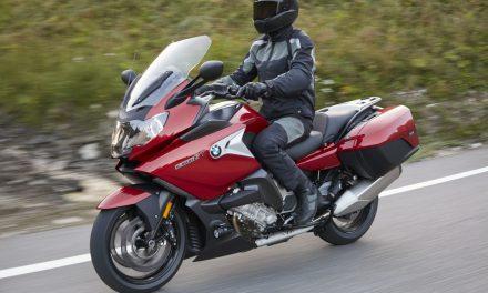 BMW motos 2017: K1600 Bagger y nueva GT