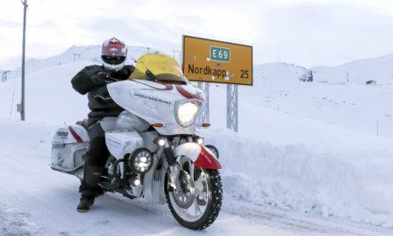 Moto y frío: todo sobre la equipación invernal
