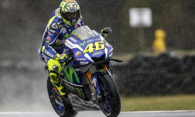 GP Australia 2016: Valentino Rossi sancionado