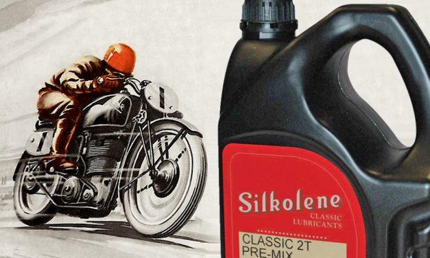 Silkolene Classic: Motos clásicas, aceites clásicos.