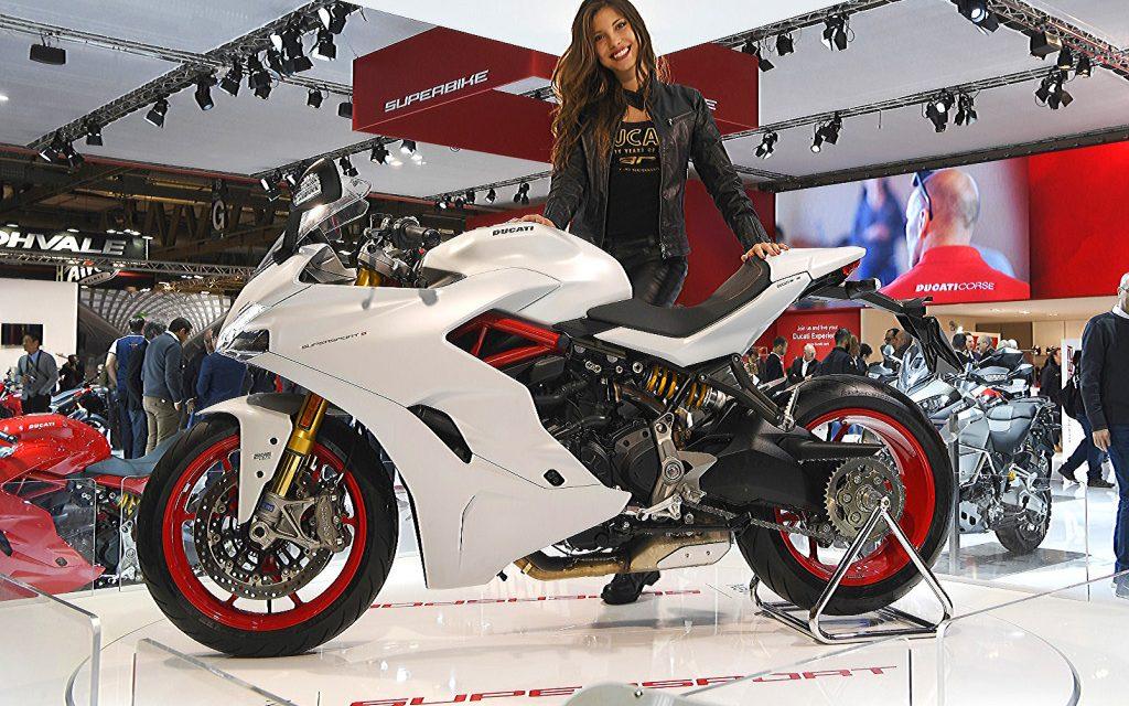 """El título a la """"Moto más bonita"""" del Salón de Milán ha sido para…¡Ducati!"""