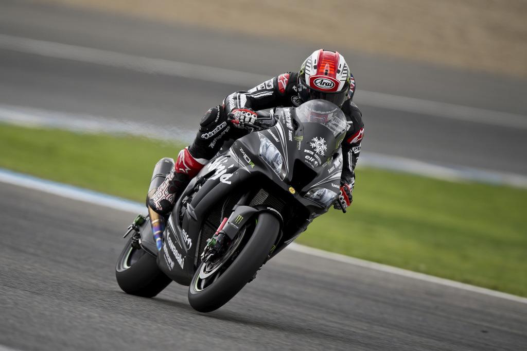 WorldSBK, Test, Jerez, November 2016