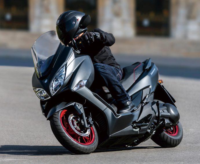 Suzuki Burgman 400 2017