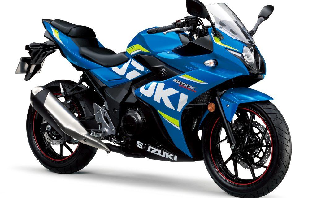 Suzuki novedades 2017: GSX-250R
