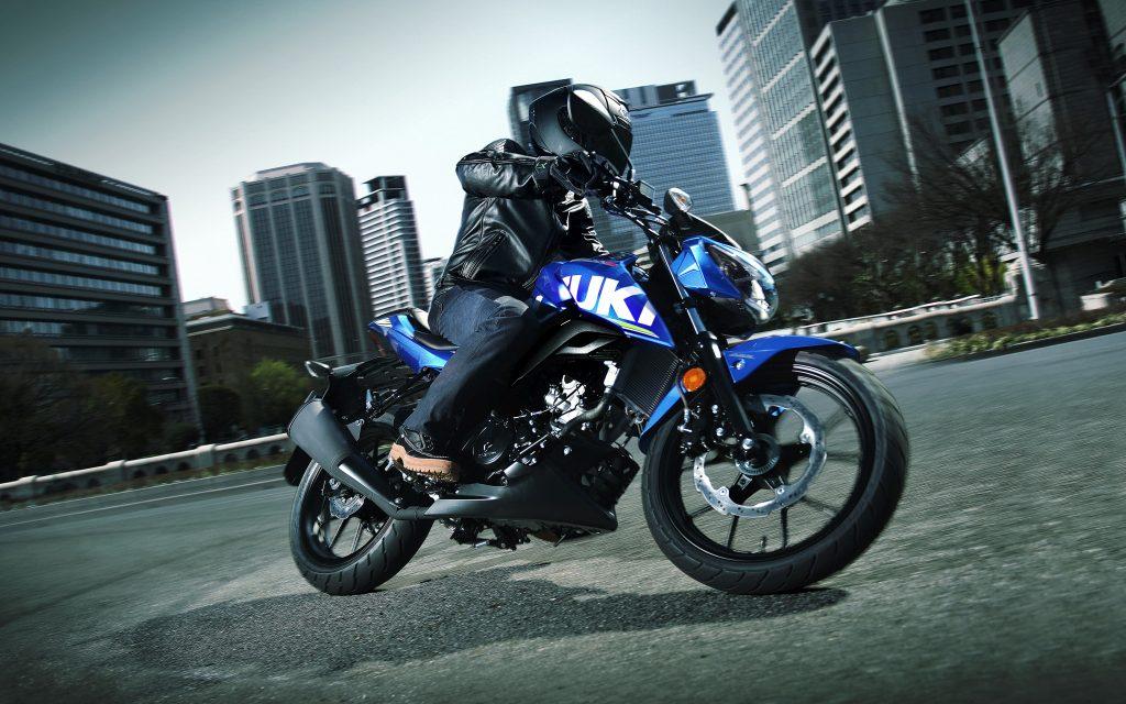 Suzuki novedades 2017: GSX-S 125 ABS