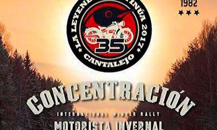 La Leyenda Continúa 2017, la gran concentración de motos. Te vemos allí, ¿no?