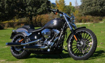 Prueba Harley Davidson Breakout (1): La seduccción del músculo