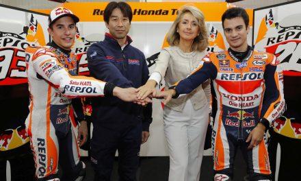 Honda y Repsol continúan juntos… ¡bien por MotoGP!