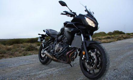 Prueba Yamaha Tracer 700 (1): oscura como el asfalto