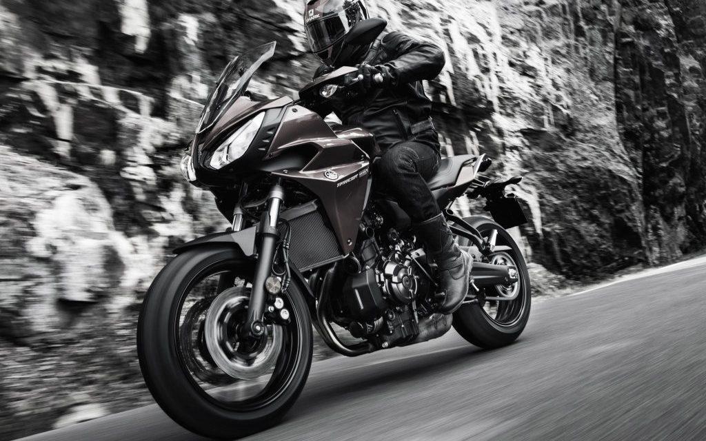 Prueba Yamaha Tracer 700 (2): Negra como la noche