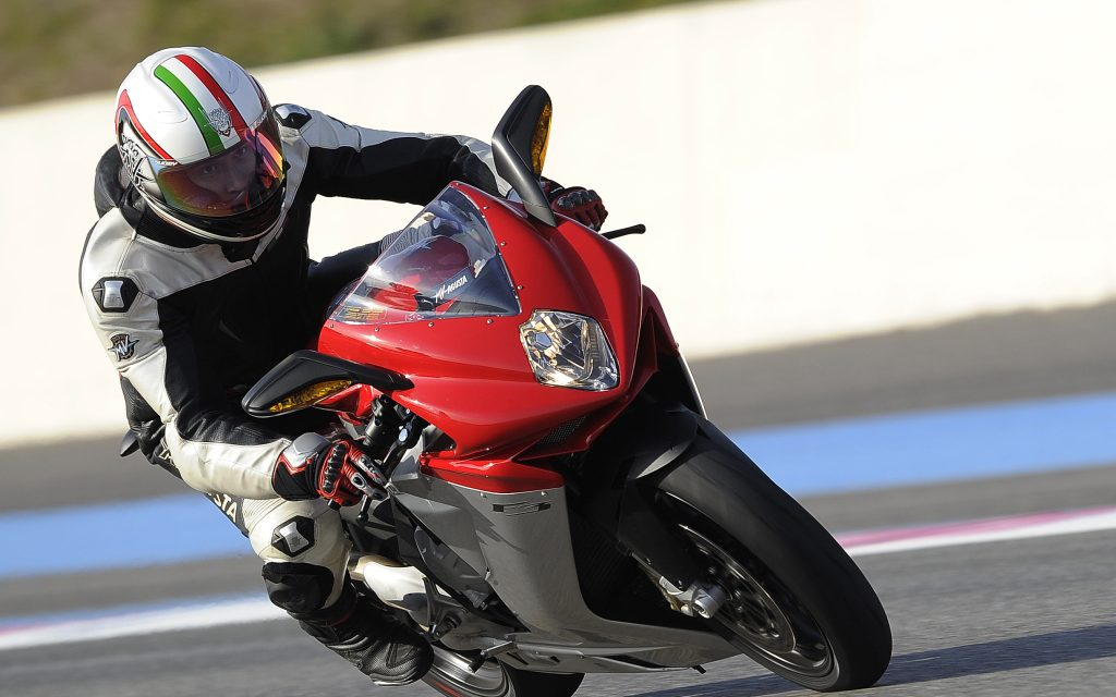 Corre con MV Agusta ¿te apuntas a la Coppa Monomarca F3?