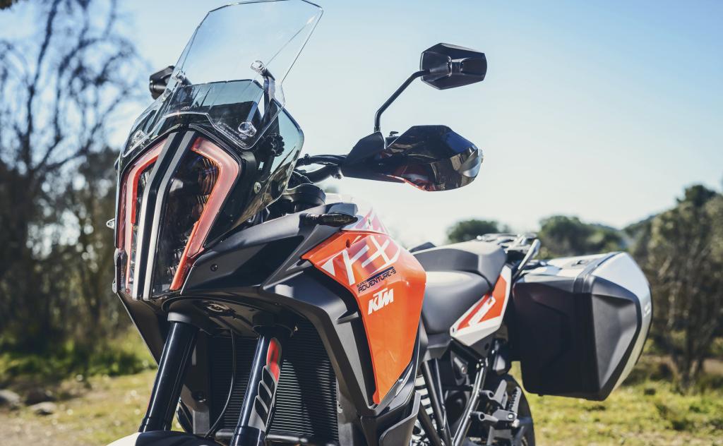 KTM 1290 SuperAdventure-1090 Adventure. Perfiels y Detalles (54)