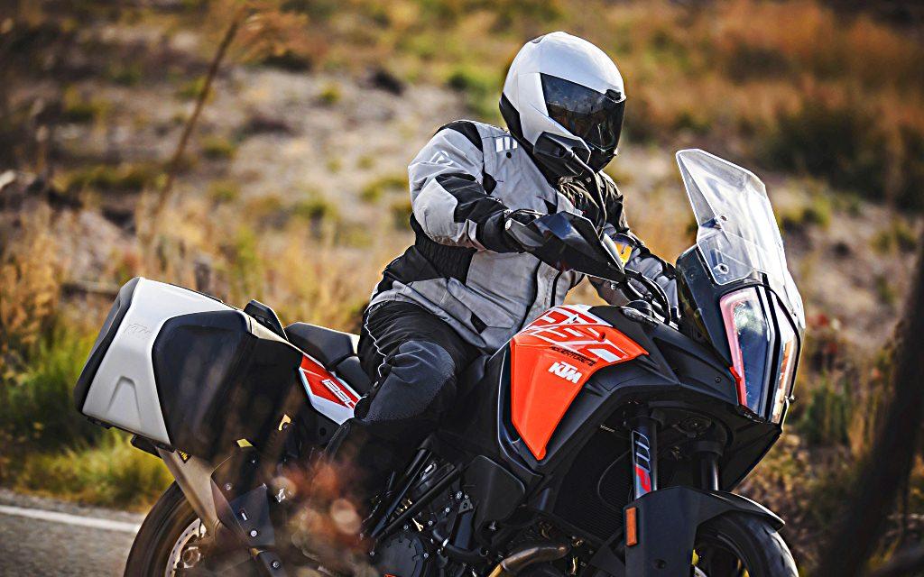 PRUEBA KTM 1290 SUPER ADVENTURE: LA PRESENTACIÓN