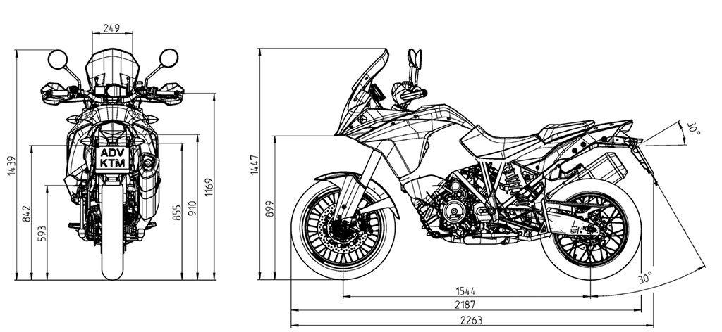 Prueba Presentación KTM 1090 Adventure (1)