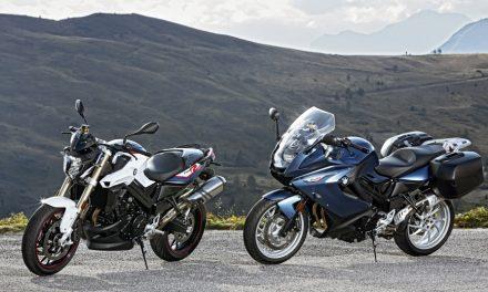 BMW Motos 2017: F 800 R Y F 800 GT, seguras, sencillas y tecnológicas