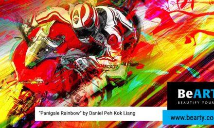 Ducati y BeArty: arte puro