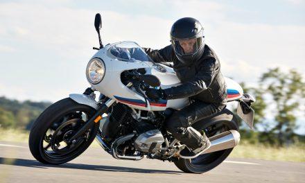Fotos BMW R NineT Racer (40 imágenes)