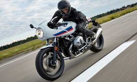 Prueba BMW R NineT Racer: La presentación