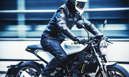 Husqvarna Vitiplen 401, una de las motos más extrañas ¡Acércate a verla en primicia!