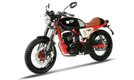 Hanway Raw: ¡5 motos Café Racer sin carnet!