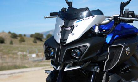 Fotos prueba Yamaha MT10 (29 imágenes)