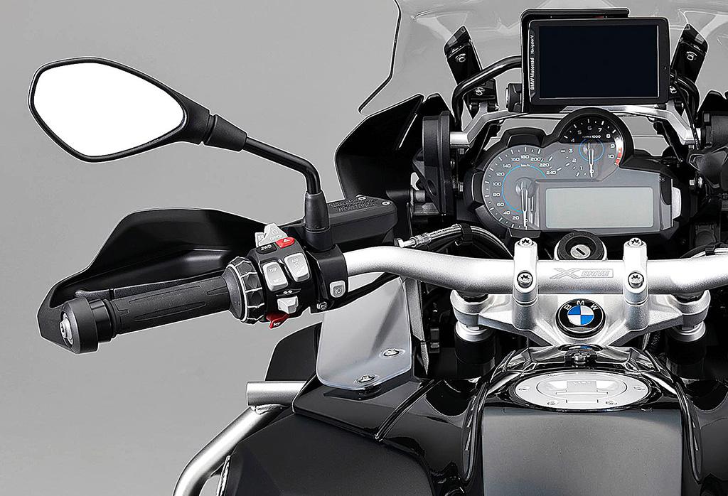 BMW R1200GS Hybrid All-Wheel Drive 2017 (2)